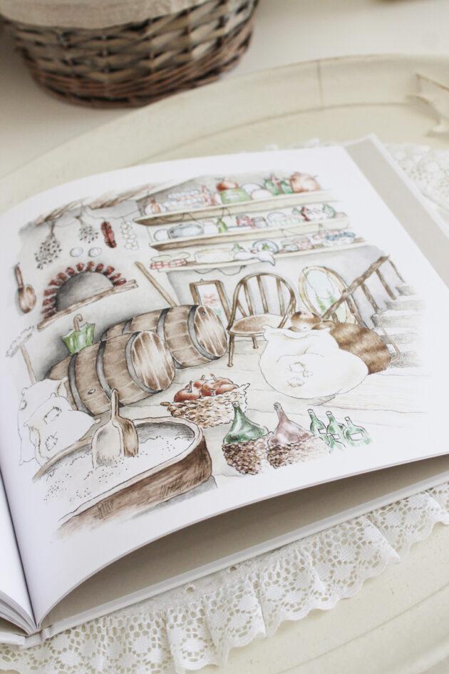 gelo d'autunno a quieta radura libro clelia canè