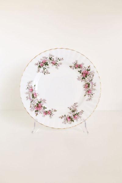 piatto lavender rose