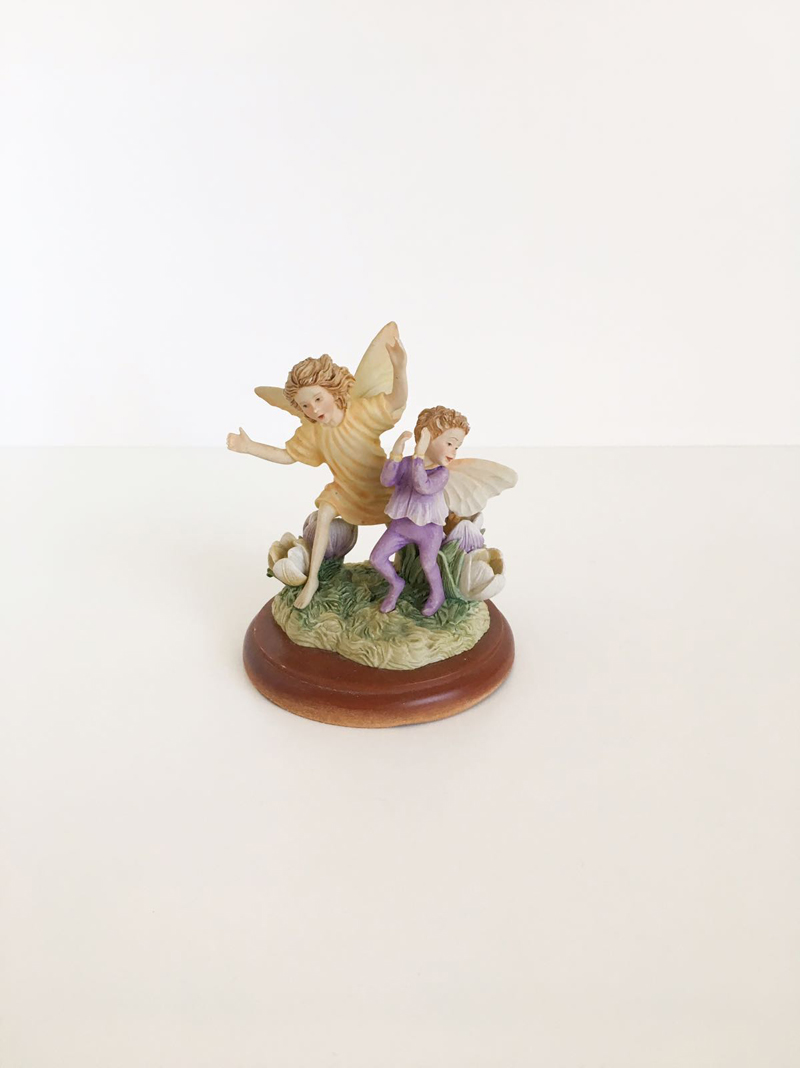 figurina the crocus fairy