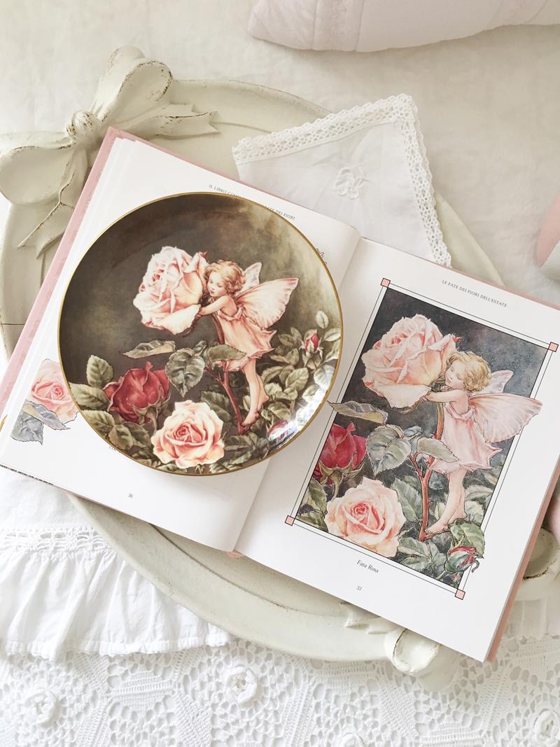 Piatti decorativi flower fairies clelia can sito ufficiale - Piatti decorativi ...