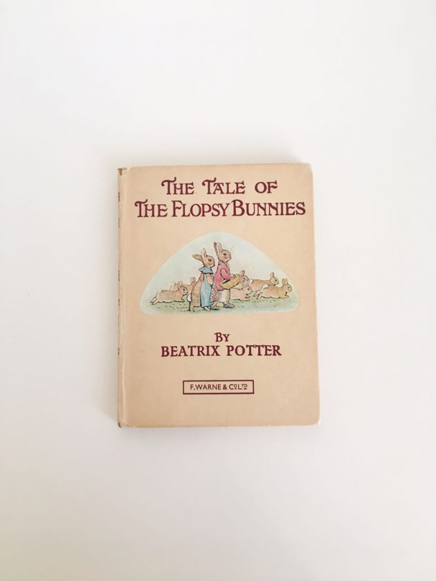 the tales of the flopsy bunnies beatrix potter