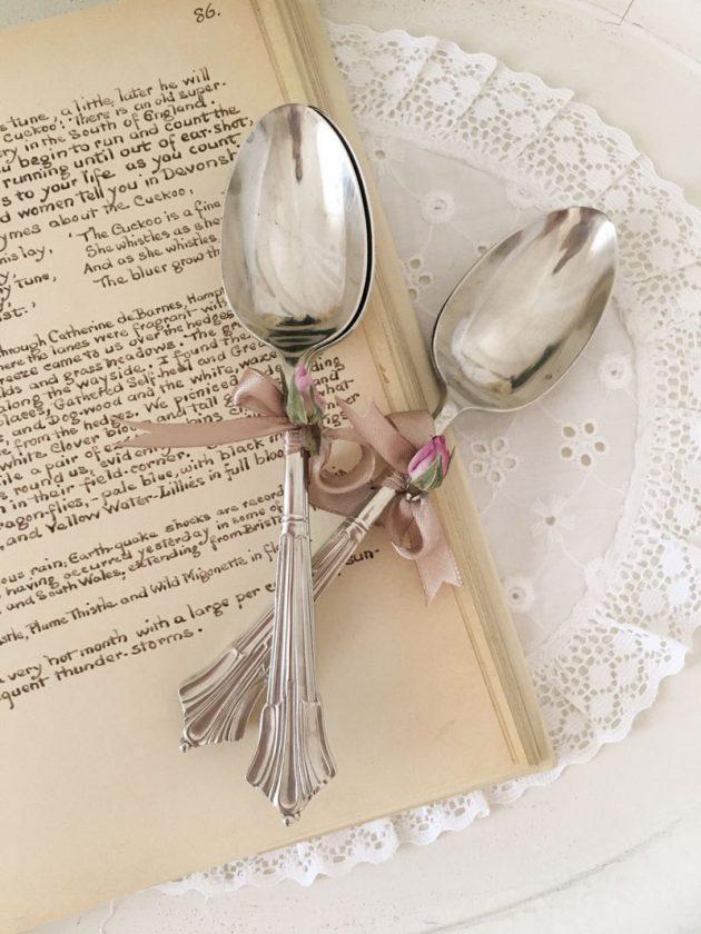 cucchiai da tavola in sheffield goldsmiths silversmiths company