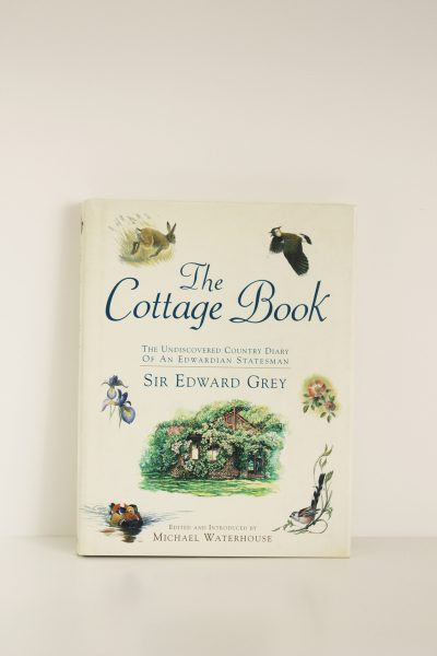 the cottage book vintage