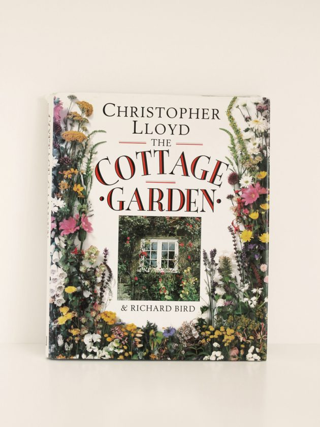 the cottage garden vintage book