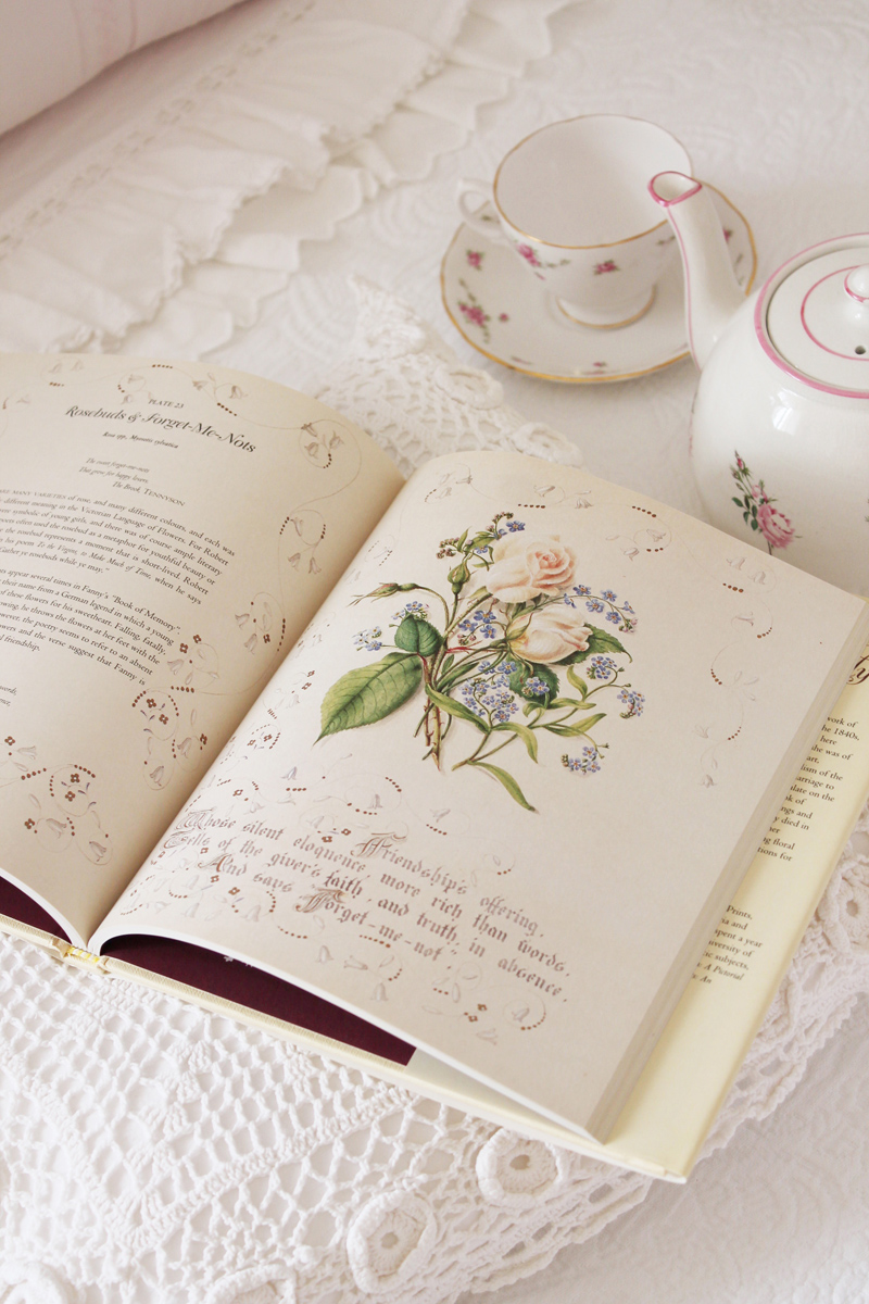the country flowers of a victorian lady vintage collection book
