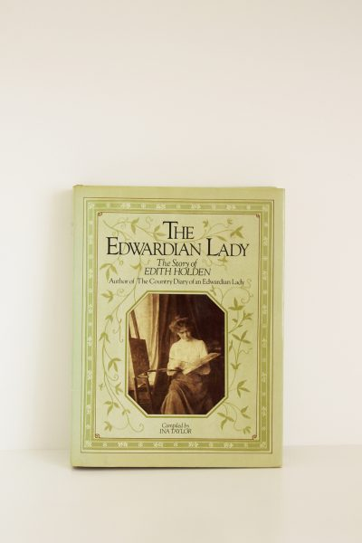 the edwardian lady vintage book