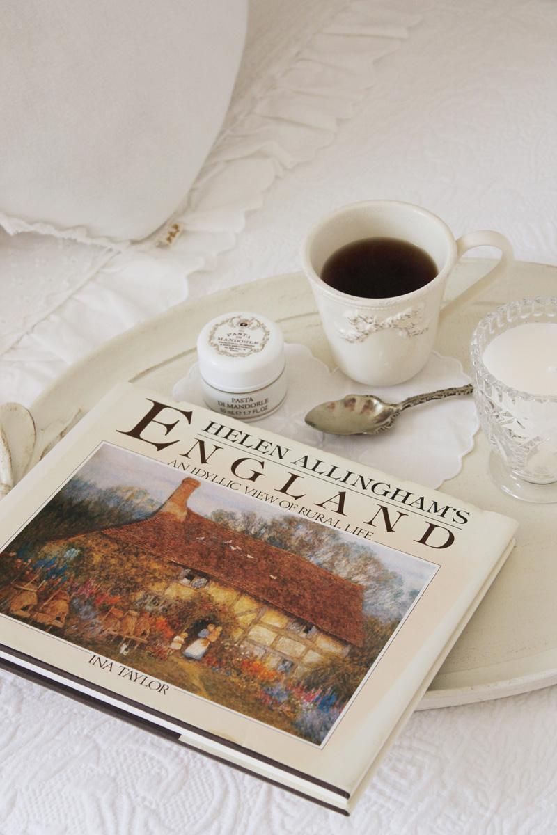 helen allingham england rural life vintage book