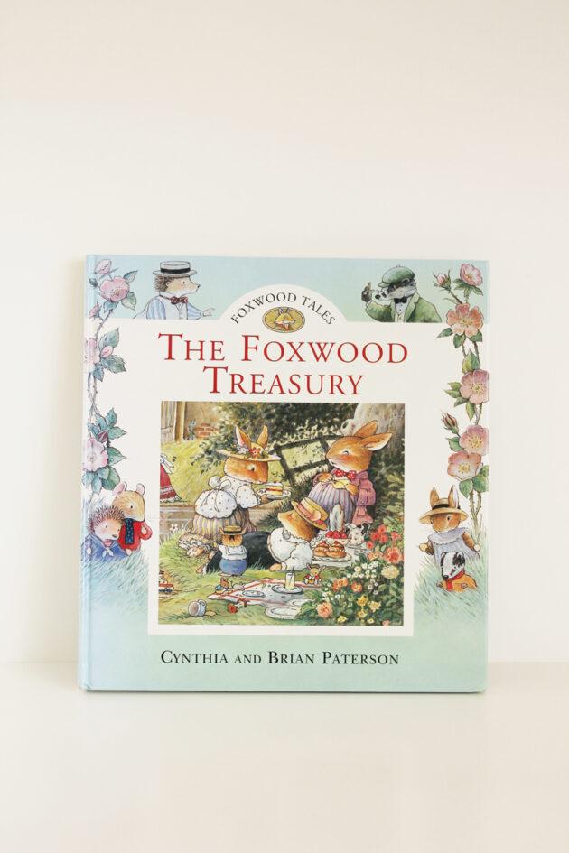 the foxwood treasury libro vintage