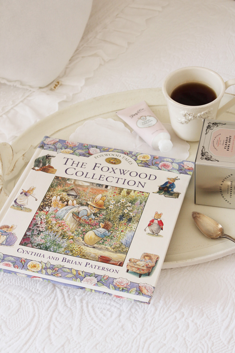 the foxwood collection foxwood tales vintage book