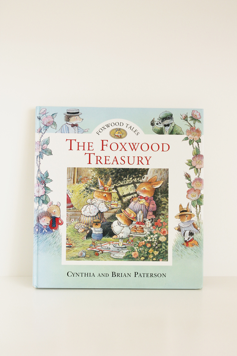 the foxwood treasury libro vintage