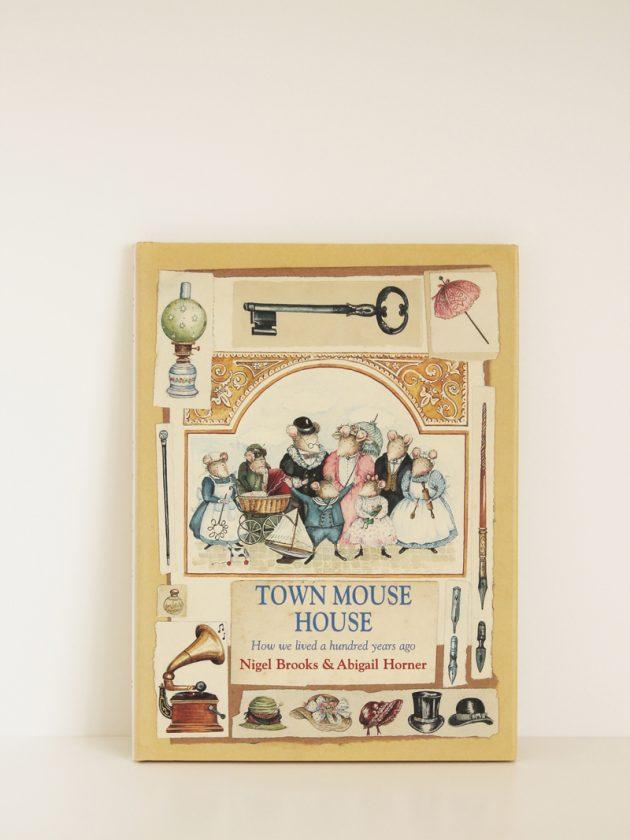 town mouse house nigel brooks abigail horner