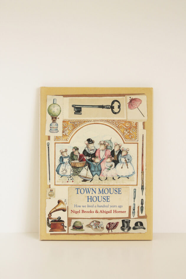 town mouse house nigel brooks abigail horner