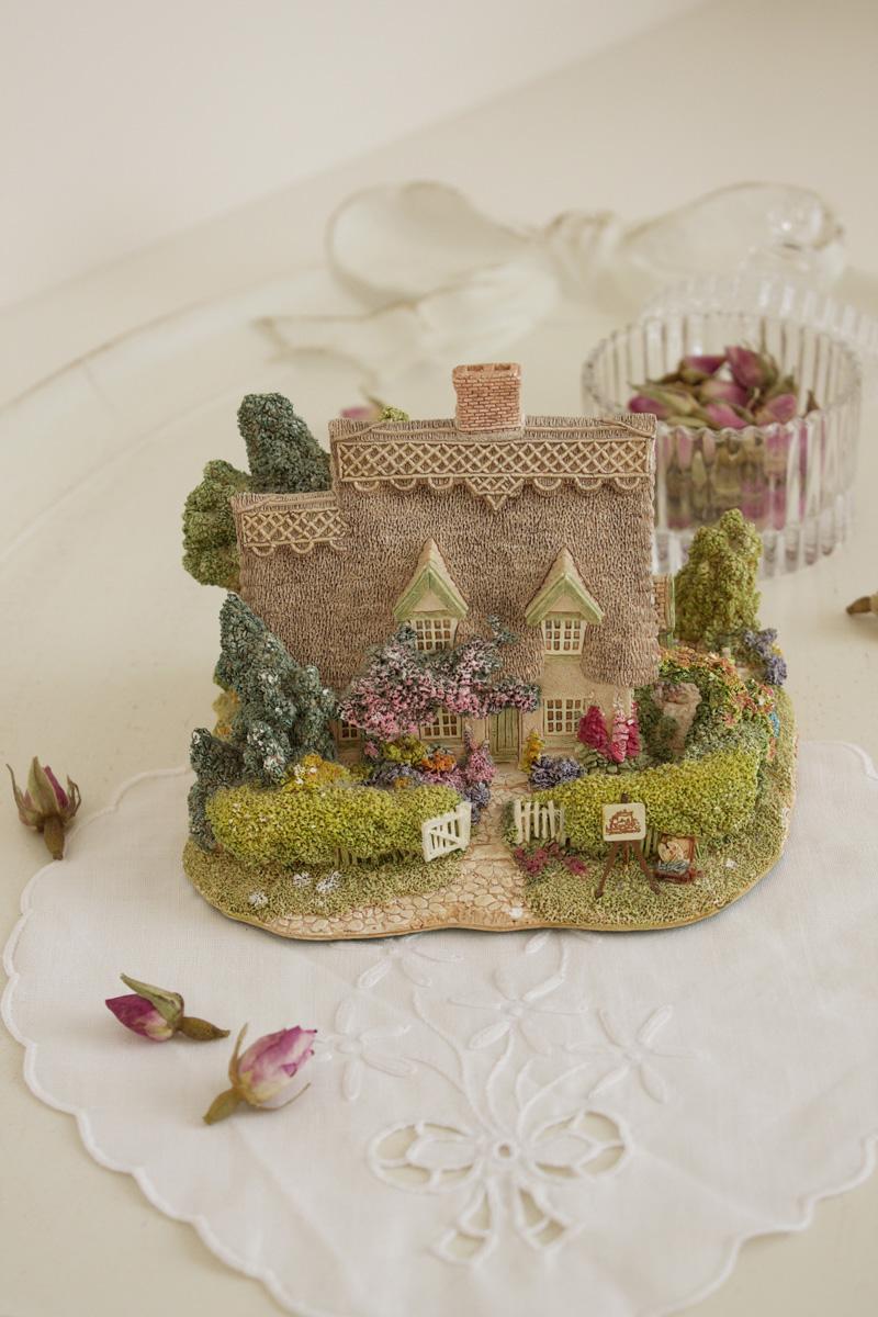 lilliput lane cotman cottage