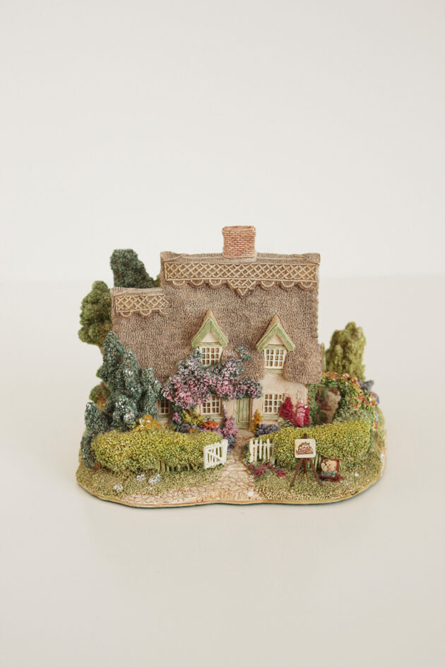 lilliput lane cotman cottage