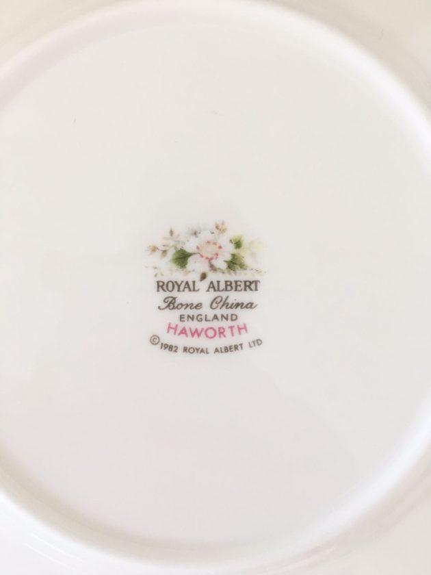 servizio da dessert haworth royal albert