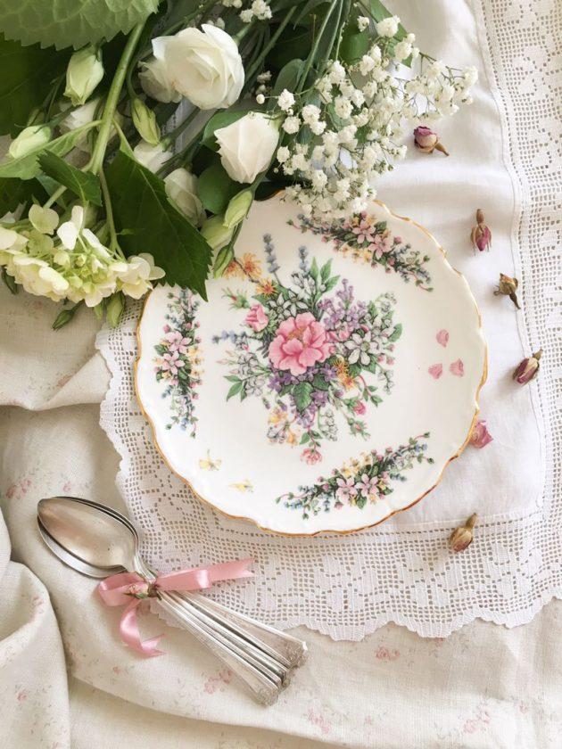 set glory of the garden royal albert
