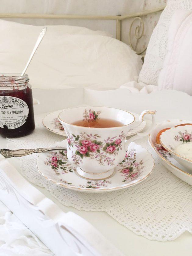tazza da te lavender rose royal albert