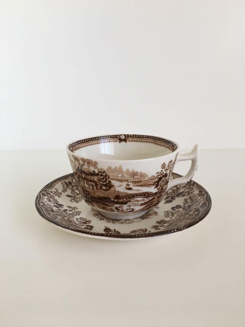 tazza da tè tonquin