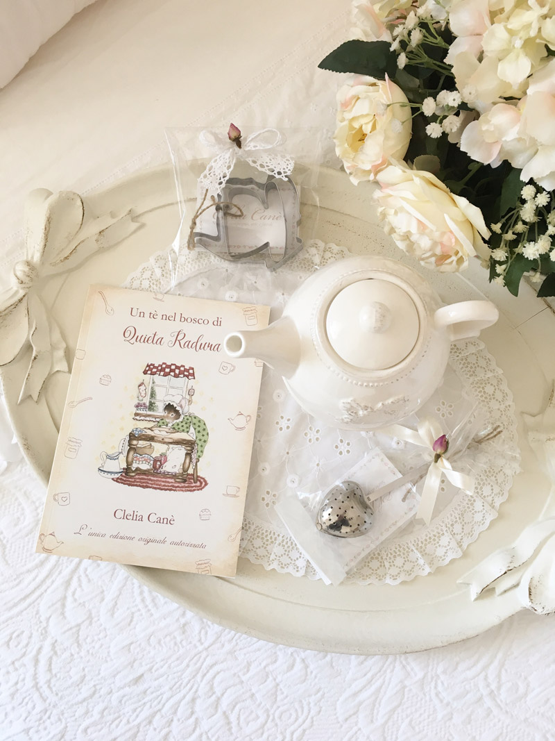 tea time set recipes quieta radura rose vintage collection