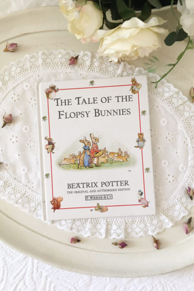 the tales of the flopsy bunnies beatrix potter peter rabbit