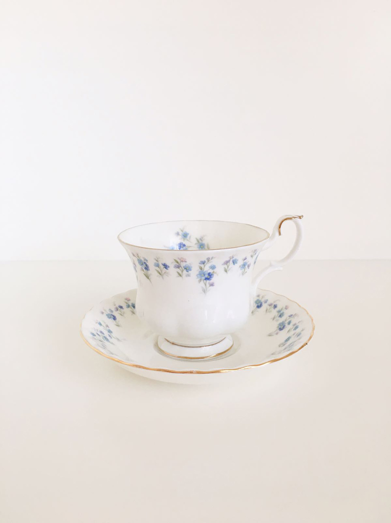 tazza da te memory lane royal albert