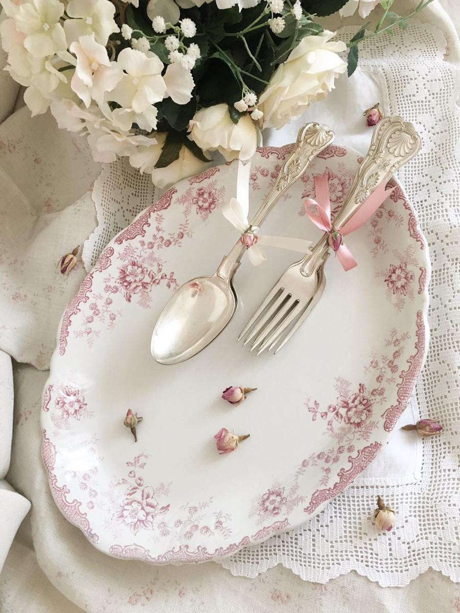 set vittoriano rose pink addict