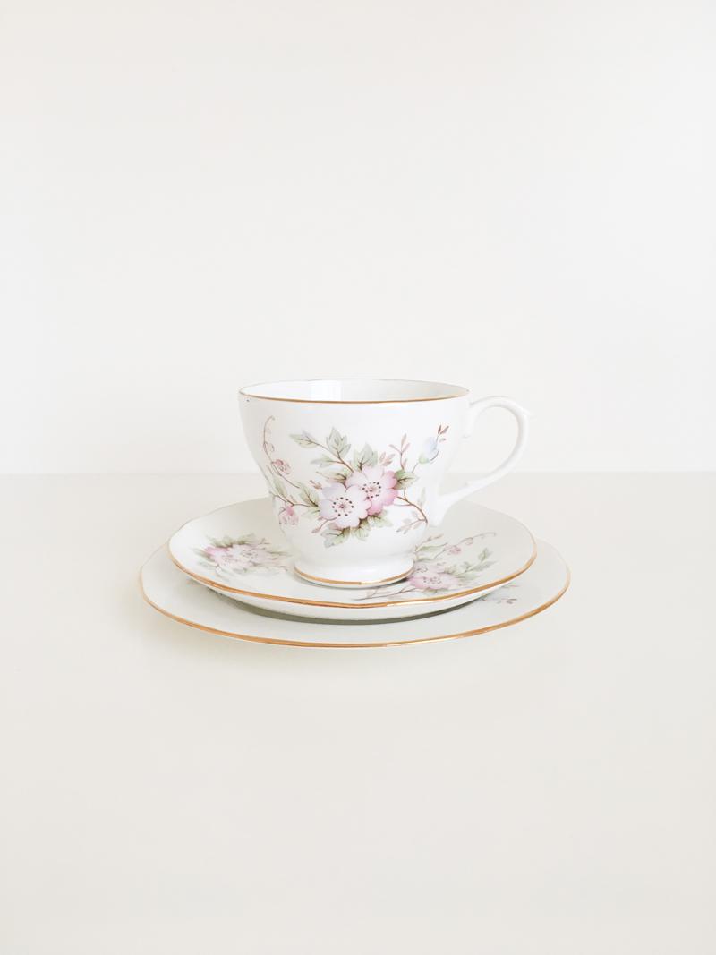 Tazza da t peach flowers clelia can sito ufficiale - Tazza da bagno ...