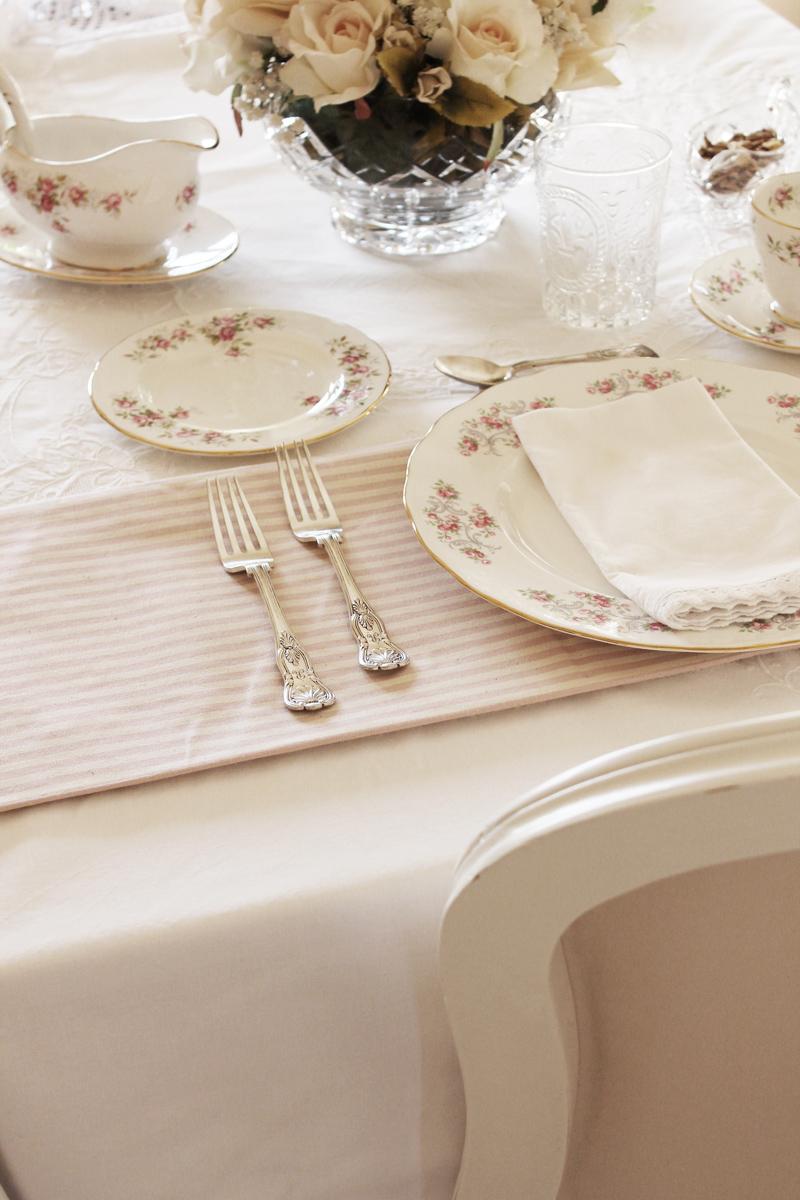 bicchieri e tazze tavola da sogno british